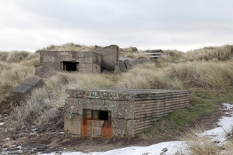 WW2 Pillboxes