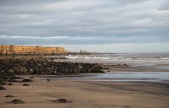 Sandy Bay looking North